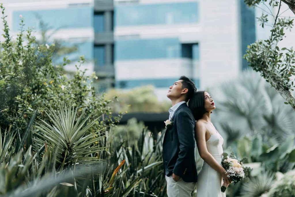 wedding photography singapore price